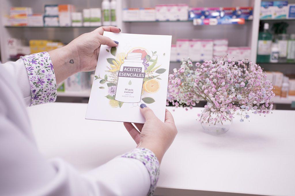 consulta natural, aromaterapia